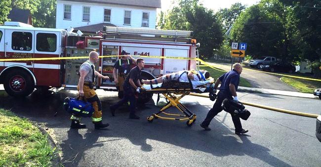 Explosion destroys Connecticut house,  7 hospitalized