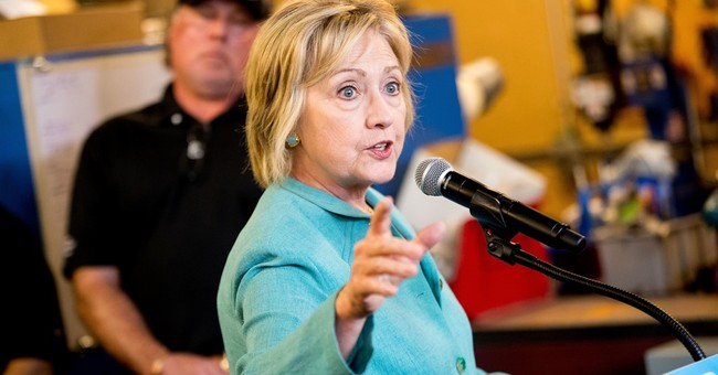 Clinton wooing a new group of voters: Republicans