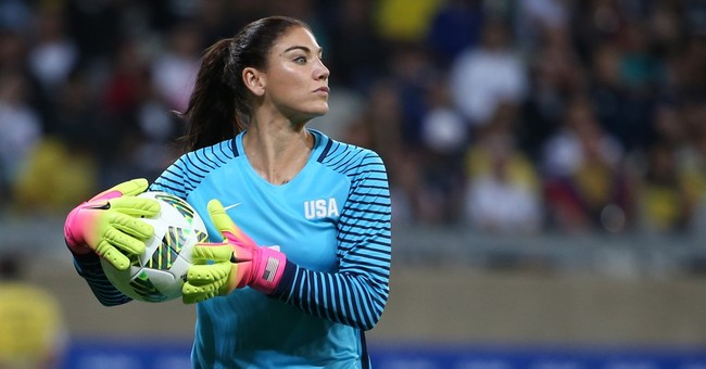 Hope Solo to appear in 200th game _ a first for a goalkeeper