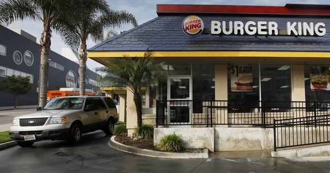 Slumping fast food sales in US, Canada extend to Burger King