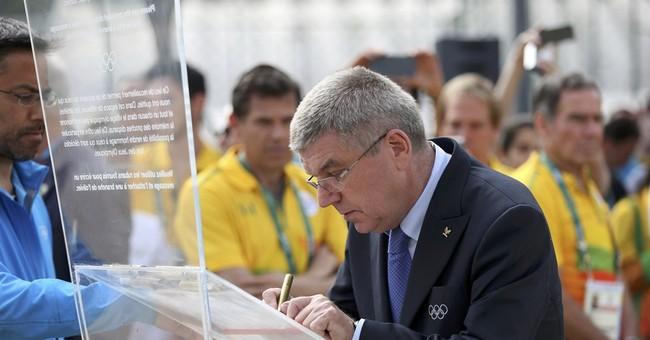 The Latest: Yulia Efimova's status still uncertain for Rio