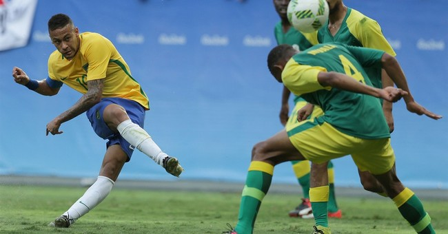 Brazil held to 0-0 draw by South Africa in men's soccer