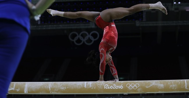 Olympic champion Gabby Douglas eager to prove critics wrong