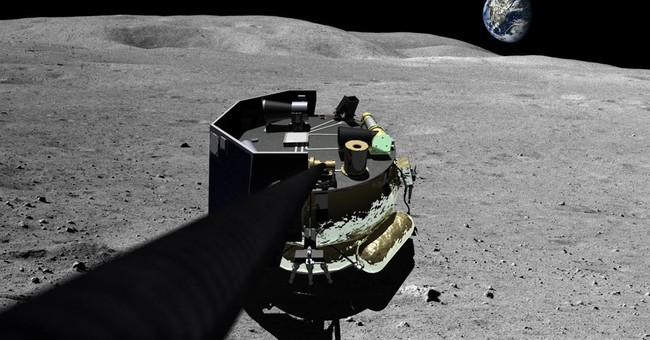 Fly me to the moon: Feds OK private firm's lunar flight plan