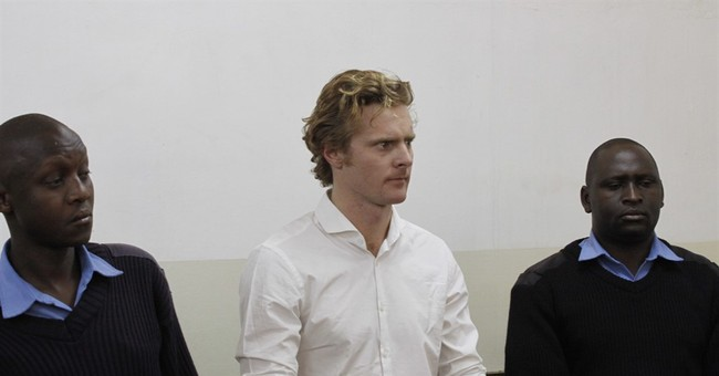 British national charged in Kenya with trafficking cocaine
