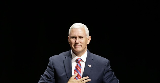The Latest: Pence endorses all GOP congressional incumbents