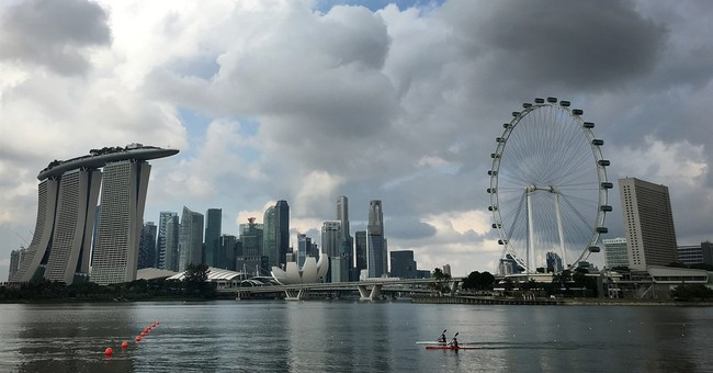 Indonesian police: plot foiled to fire rocket at Singapore