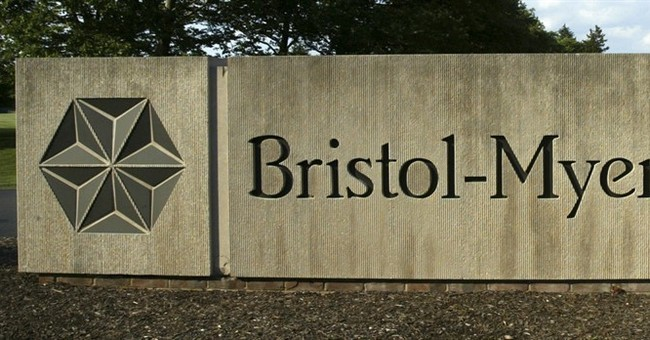 Bristol-Myers drug fails lung cancer study, shares plunge