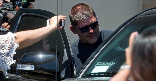 Correction: Mayor Arrested-California story