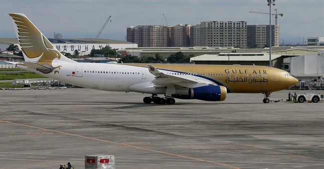 Gulf Air flight lands safely in Manila after engine failure