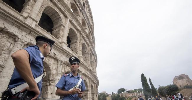 Self-radicalized Tunisian held in Italy on terror suspicion