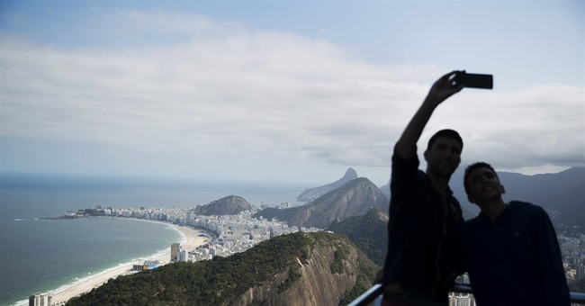 Visitors to Rio Olympics will find all senses triggered