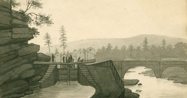 Erie Canal trip touts waterway's history, early depictions