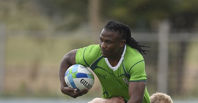Olympic rugby 7s tipped to change the game