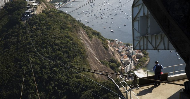 Column: Rio could prove that Olympics are too big to fail
