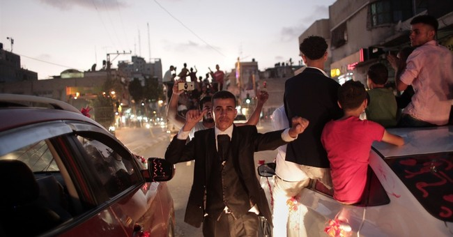 AP PHOTOS: Editor selections of the week in the Mideast