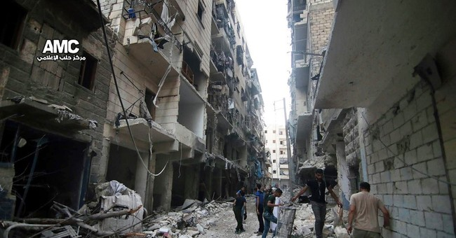 Syrian militants launch new offensive to break Aleppo siege