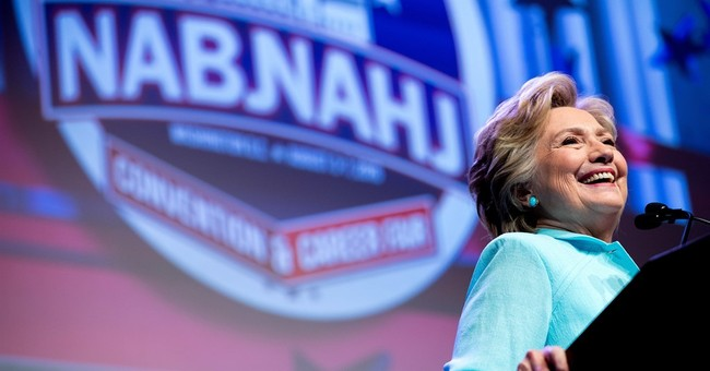 Clinton acknowledges trust issues, blames them on GOP