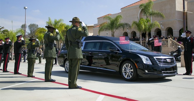 Slain San Diego officer remembered as passionate helper