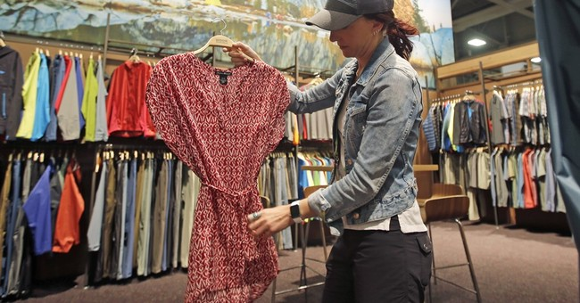 'From trails to cocktails,' active wear hot at outdoor show