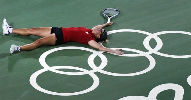 Venus Williams loses in 1st round of singles at Rio Olympics