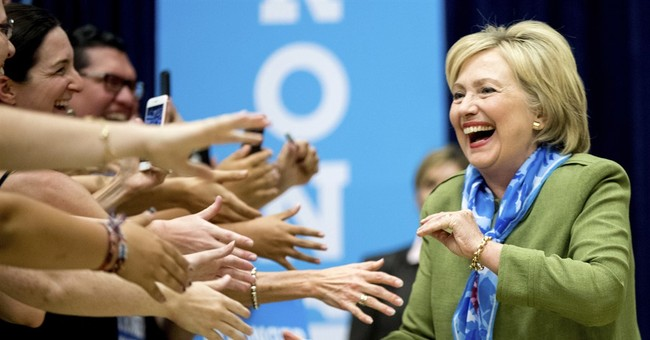 Clinton sets out most efficient path to get to 270