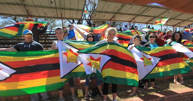 Latest Zimbabwe protest takes place at cricket match