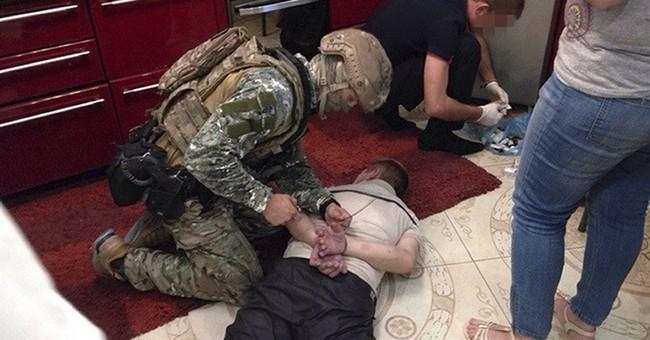 War turns Ukraine into 'supermarket' for illegal weapons