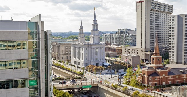 Pennsylvania's first Mormon temple to open in Philadelphia