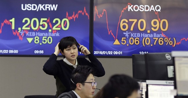 Energy stocks lead and early rally as price of crude surges
