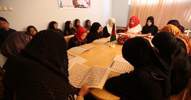 Afghan women demand role in peace process