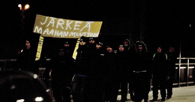 Anti-immigrant vigilante patrols cause concern in Finland