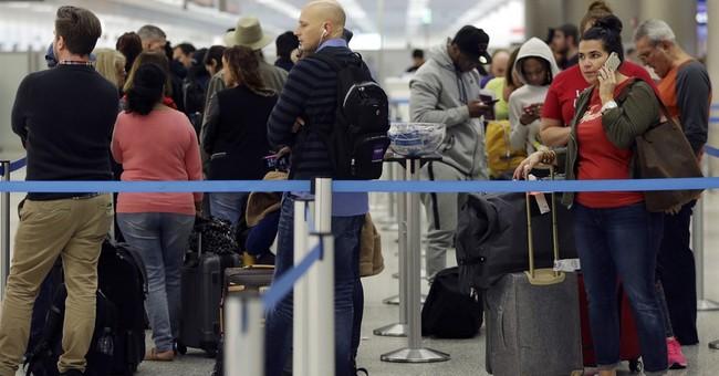 Airlines cancel thousands of flights as big storm advances