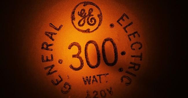 GE tops 4Q earnings though industrial revenue slips