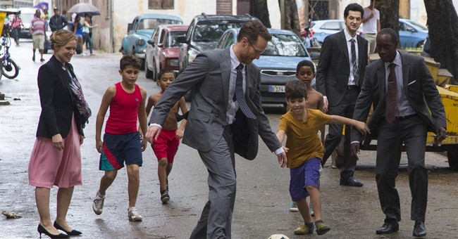 Big-money shoots may turn Havana into new Hollywood location