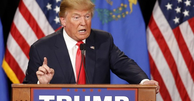 GOP establishment moving a little closer to accepting Trump