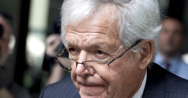 Lawyers: Delay Hastert sentencing after stroke, infections
