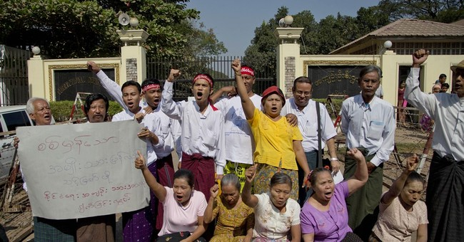 Myanmar's army-backed gov't frees 20 political prisoners