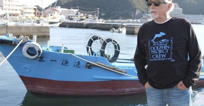 Star of dolphin-hunting film ordered deported from Japan