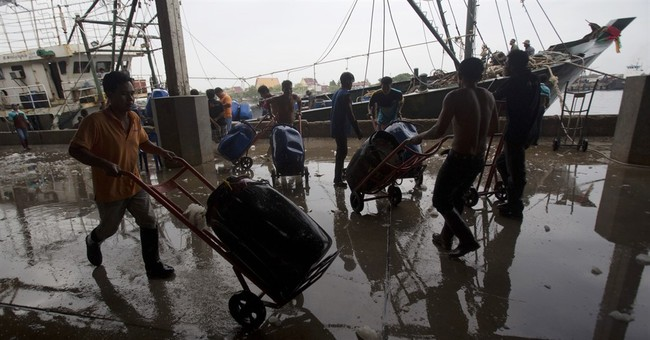 EU experts meet top Thai official to discuss fishing fix