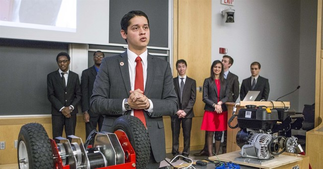 Brains vs. blizzards: Harvard students take on snow removal