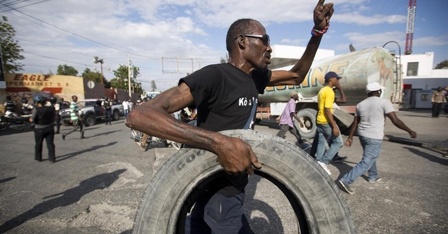 Haiti delays presidential runoff again in electoral dispute