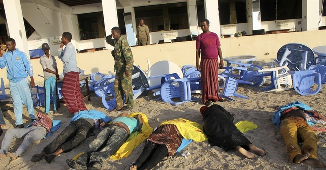 Somalia attack turns symbol of resurgence into one of grief