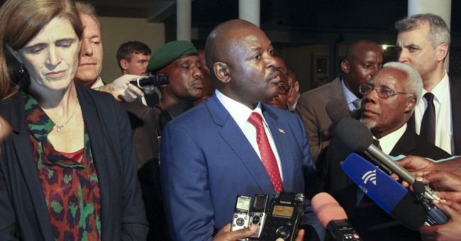 Former Burundian president to UN: Investigate mass graves