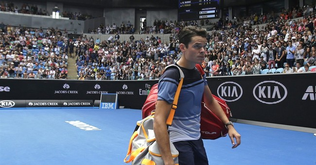 Raonic dedicates Melbourne win to Canadian shooting victims