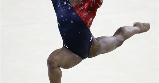 With an eye-popping score, US gymnasts put world on notice