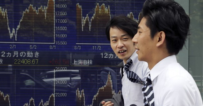 Asian stocks rise on strong US jobs data