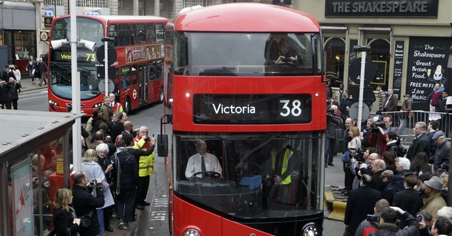 London to offer alerts on air quality at bus stops