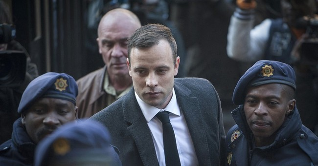 Pistorius treated at South African hospital; back to jail