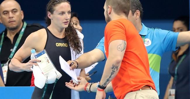 NBC swim commentator defends comments criticized as sexist